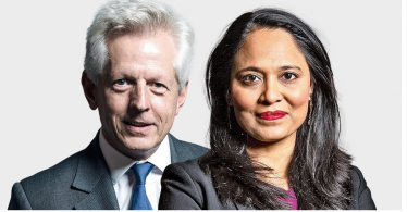 Richard Graham MP and Rushanara Ali MP in The Times